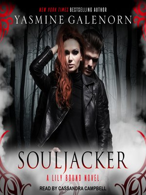 cover image of Souljacker--A Lily Bound Novel