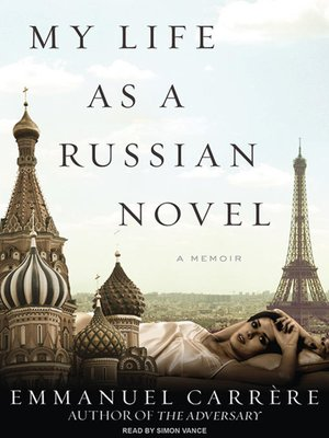 cover image of My Life as a Russian Novel