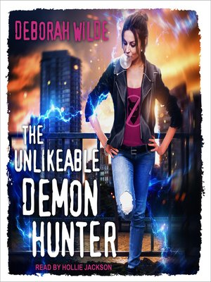 cover image of The Unlikeable Demon Hunter