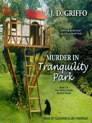 cover image of Murder in Tranquility Park