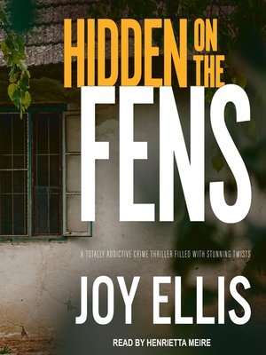 cover image of Hidden on the Fens