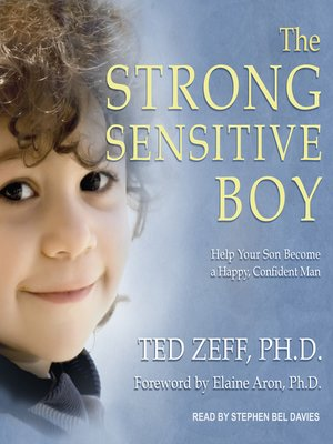 cover image of The Strong Sensitive Boy