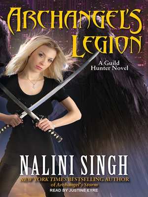cover image of Archangel's Legion