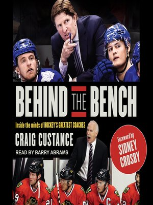 cover image of Behind the Bench