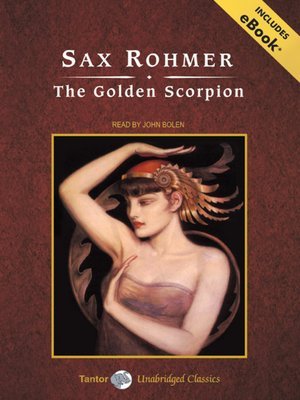 cover image of The Golden Scorpion