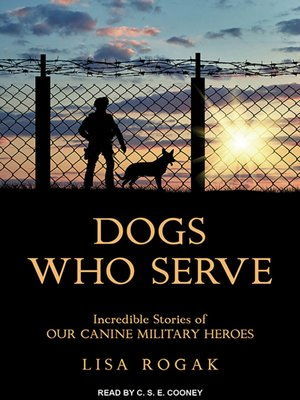 cover image of Dogs Who Serve