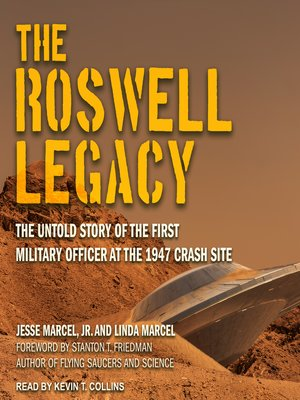cover image of The Roswell Legacy