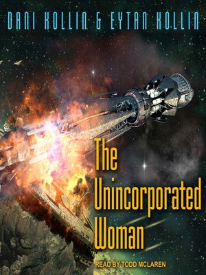cover image of The Unincorporated Woman
