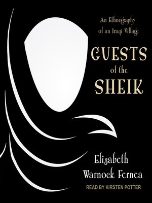 cover image of Guests of the Sheik
