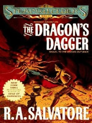 cover image of The Dragon's Dagger