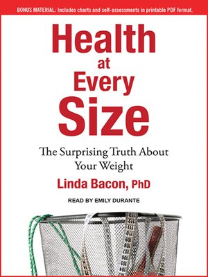 cover image of Health At Every Size