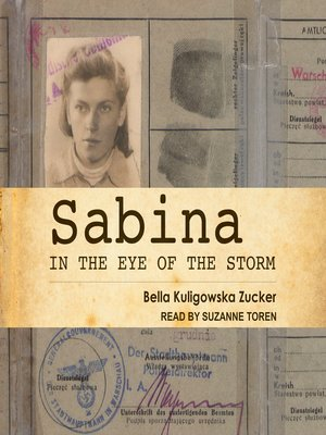 cover image of Sabina