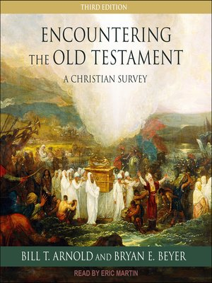 cover image of Encountering the Old Testament
