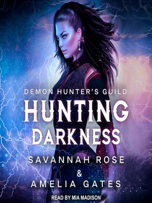 cover image of Hunting Darkness