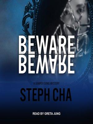 cover image of Beware Beware