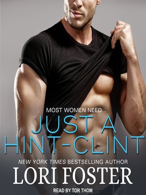cover image of Just a Hint--Clint