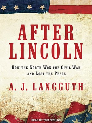 cover image of After Lincoln