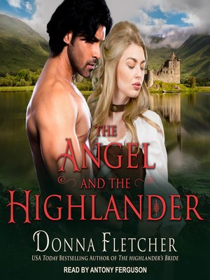 cover image of The Angel and the Highlander