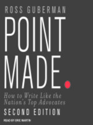 cover image of Point Made