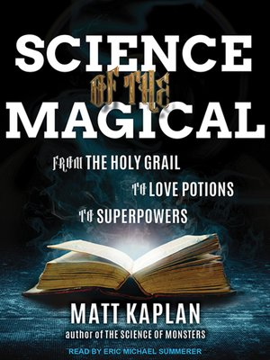 cover image of Science of the Magical