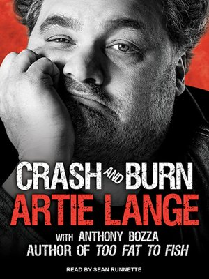 cover image of Crash and Burn