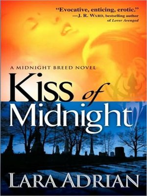 cover image of Kiss of Midnight