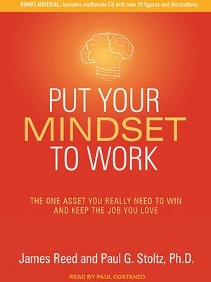 cover image of Put Your Mindset to Work