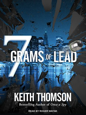 cover image of Seven Grams of Lead