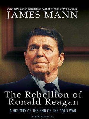 cover image of The Rebellion of Ronald Reagan