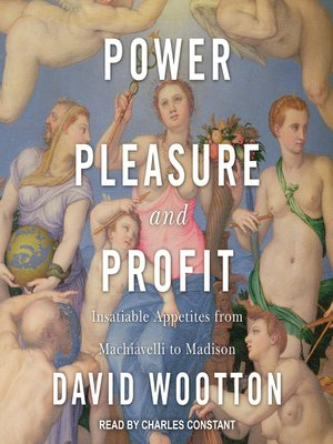 cover image of Power, Pleasure, and Profit