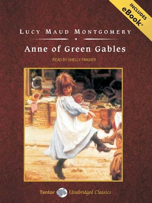 cover image of Anne of Green Gables Series, Book 1