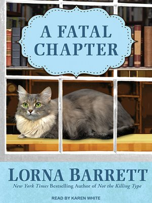 cover image of A Fatal Chapter