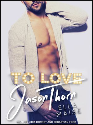 cover image of To Love Jason Thorn