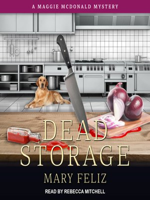 cover image of Dead Storage