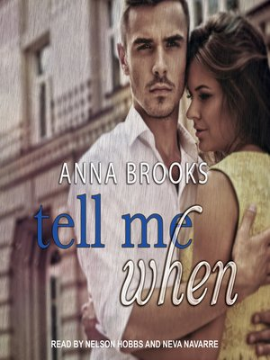 cover image of Tell Me When
