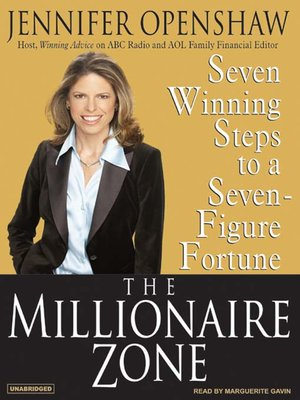 cover image of The Millionaire Zone