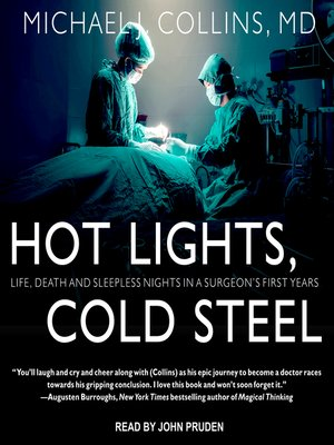 cover image of Hot Lights, Cold Steel