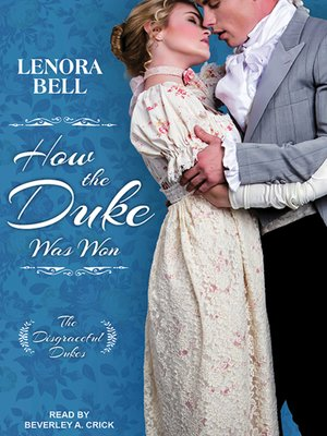 cover image of How the Duke Was Won