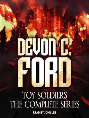 cover image of Toy Soldiers, Books 1-6