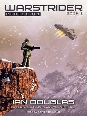 cover image of Warstrider: Rebellion