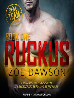 cover image of Ruckus