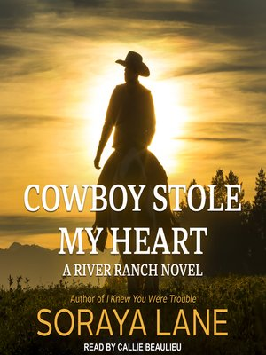 cover image of Cowboy Stole My Heart