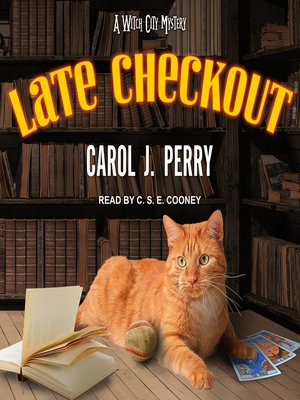 cover image of Late Checkout