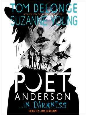 cover image of Poet Anderson ...In Darkness