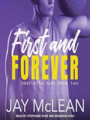 cover image of First and Forever