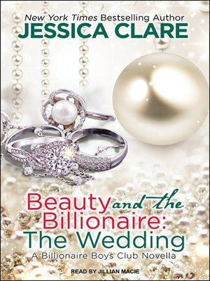 cover image of Beauty and the Billionaire--The Wedding