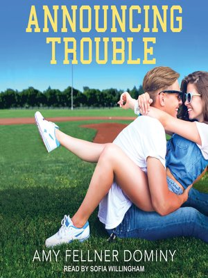 cover image of Announcing Trouble