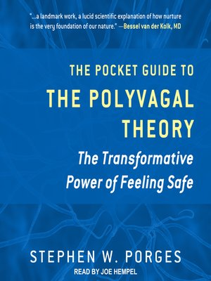 cover image of The Pocket Guide to the Polyvagal Theory