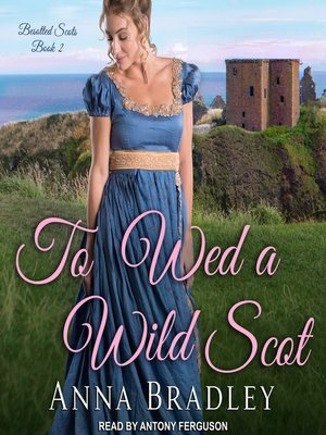 cover image of To Wed a Wild Scot