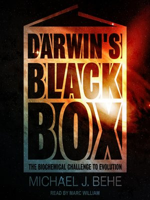 cover image of Darwin's Black Box
